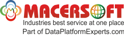 Macersoft – industries best service at one place Logo